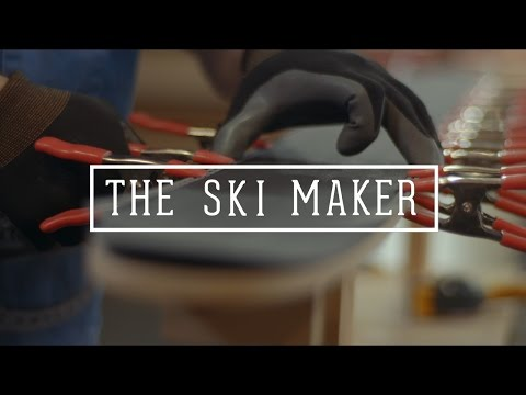 Hand Crafted - The Ski Maker - Paranormal Skis