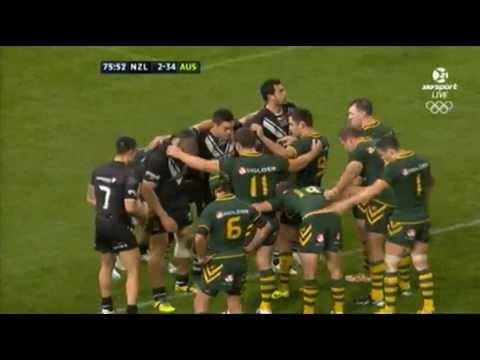RLWC Final   New Zealand Vs Australia 2nd Half 30 11 2013