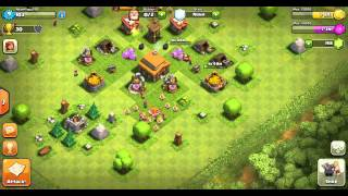 Clash of Clans Race to Crystal League Ep.2 With Dharoks Gs Gaming