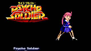 Psycho Soldier 'main Theme' 2a03