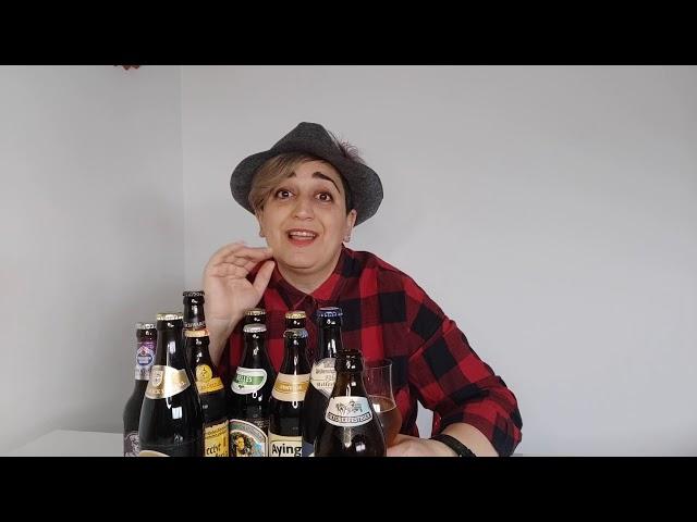 Cervezas alemanas.