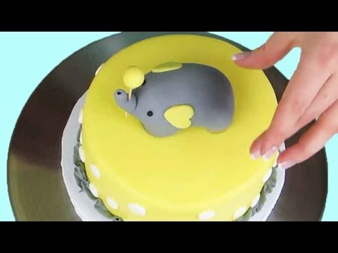 10 Amazing Baby Shower Cakes Youtube