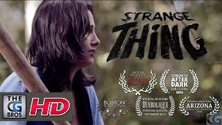 CGI  Sci-Fi Short Film : Strange Thing