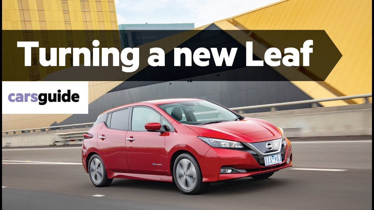 Nissan Leaf 2020 Review Youtube