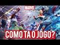 MARVEL HEROES 2016 - Como tá o Jogo? (PC Gameplay PT-BR Português)