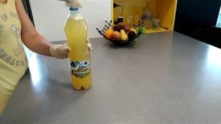 Рецепт Домашний лимонад - видео-рецепт освежающего напитка из апельсинов и лимонов