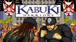 Scrublords - Kabuki Warriors