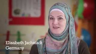 Islam in Women - Women converted to Islam in the world- Documentary