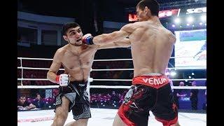 Ринат Шакиров vs Ниджат Иманов, M-1 Challenge 83 & Tatfight 5, русский комментатор