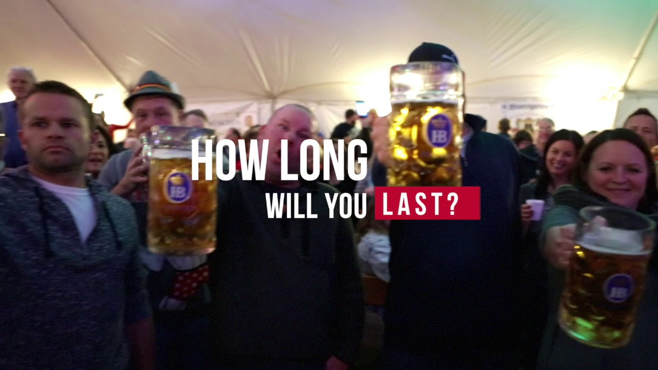 How Long You Last? Masskrugstemmen at The German Christmas Market of ...