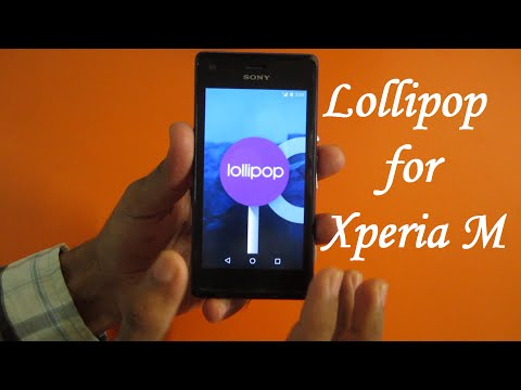 Lollipop for Xperia M (Cyanogenmod 12) ! (Alpha but Stable for daily use)