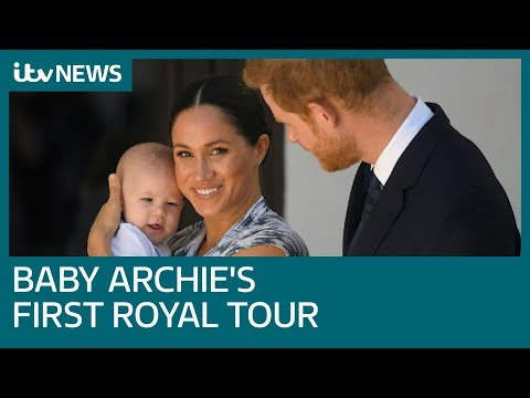 Harry and Meghan's royal visit shows their trust in Africa | ITV News