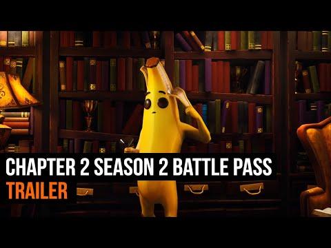 Fortnite Chapter 2 Season 2 Battle Pass Trailer
