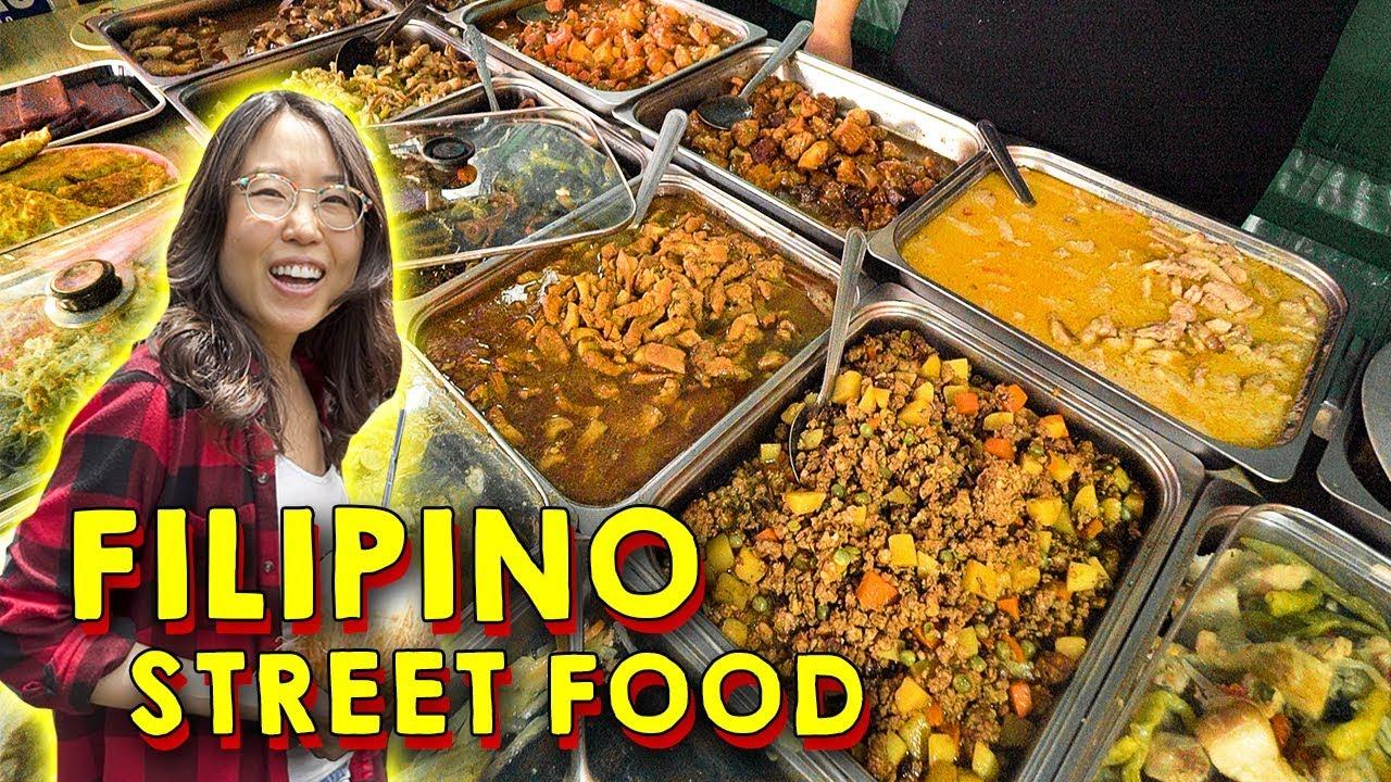 FILIPINO STREET FOOD Manila's Paco Wet Market Tour