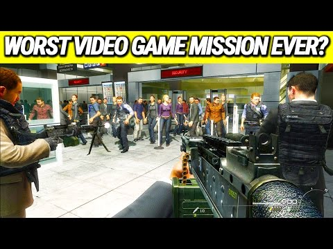 """THE TRUTH ABOUT THE """"NO RUSSIAN"""" MISSION in MW2   Chaos"""