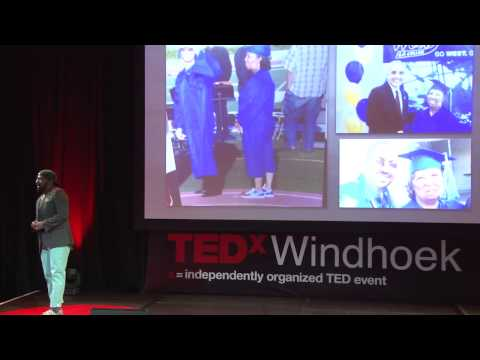 The greatest mistake: the risks we don't take | Michael Amey | TEDxWindhoek
