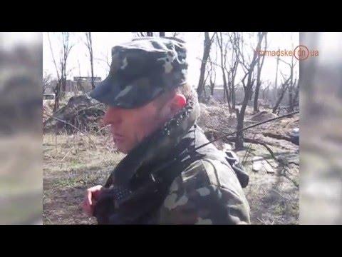 Быт солдат на передовой: жизнь в землянке и постоянные обстрелы