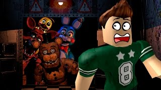 FNAF REAL EN ROBLOX | Roblox Five Nights at Freddy's