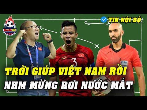 🔴 Lộ Diện Trọng Tài Chính Trận Việt Nam vs Indonesia, Trời Giúp ĐTVN Rồi, NHM Mừng Rớt Nước Mắt