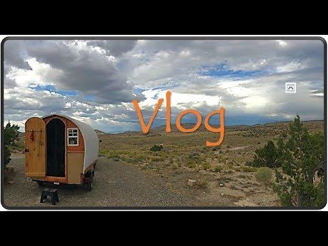 The Hitech Hobo Vlog - Nevada: Week 1