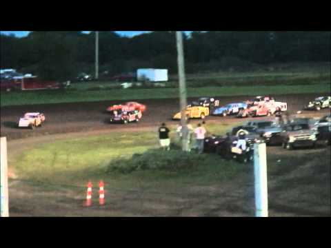 8-5-11 Rapid Speedway Highlights