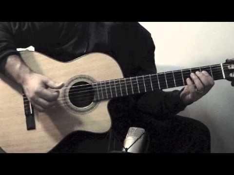 Three Little Birds - Bob Marley for acoustic guitar