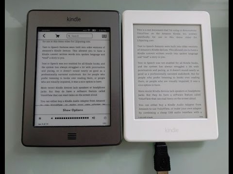 DIY Kindle Paperwhite audio adapter