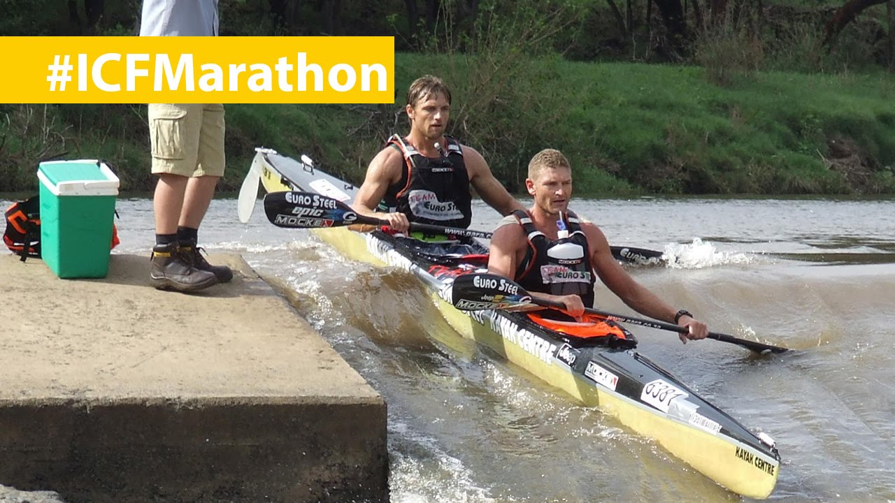 THE DUSI: Is this the hardest race in canoeing?