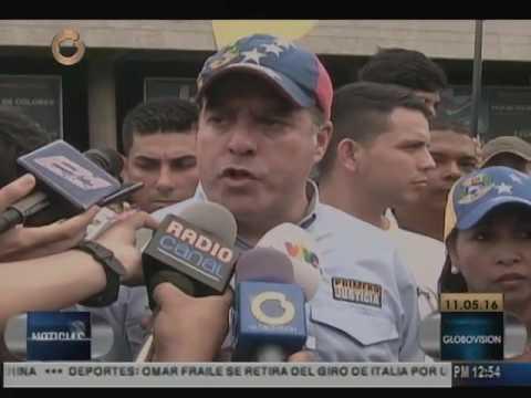 Borges: En Venezuela quien manda es el Pueblo