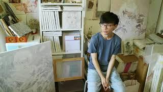朱詠安   繪畫創作展 宣傳影片
