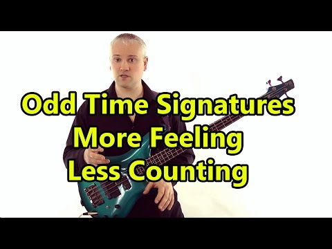 Odd Time Signature Lesson! - More Feeling, Less Counting