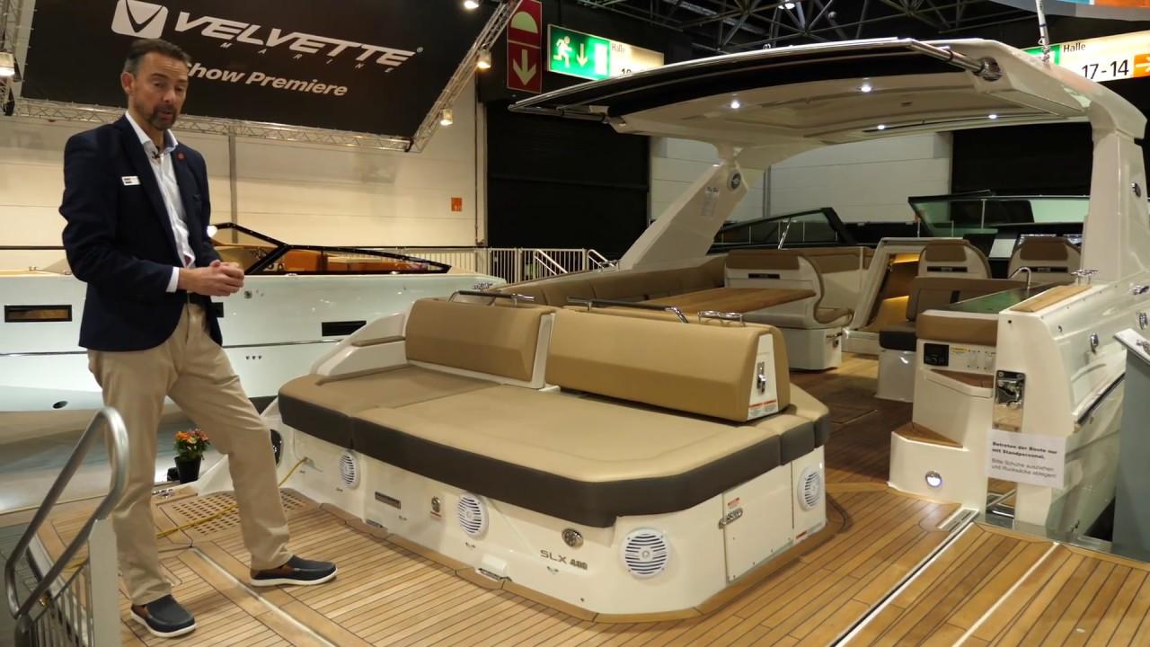 Sea Ray SLX 400 - 2018 model