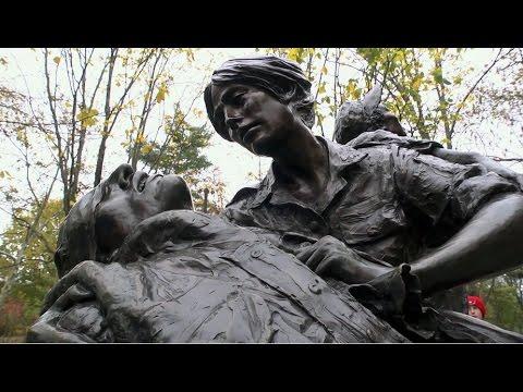 Vietnam Women's Memorial - Lest We Forget