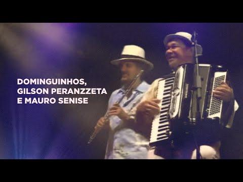 Dominguinhos, Gilson Peranzzetta e Mauro Senise - BankBoston Rio Instrumental