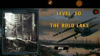 Expedition For Survival Level 50 THE BOLD LAKE Walkthrough Game Guide HFG ENA