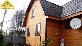 Каркасный дом через два года(, 2016-10-01T07:24:47.000Z)