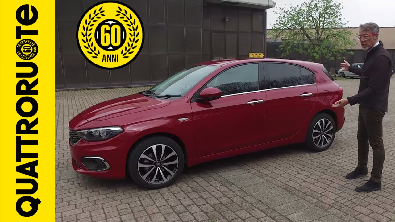 Fiat Tipo Hatchback 2016 Exclusive Premiere  YouTube