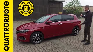 Fiat tipo hatchback 2016 exclusive premiere
