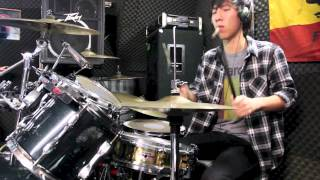 Download Lagu The Script - Man Who Can't Be Moved Drum Cover Mp3