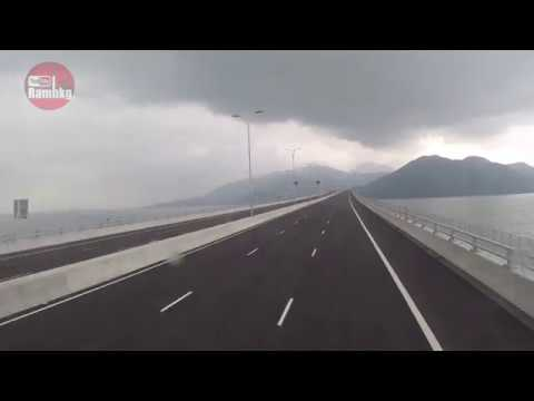 HZMB Hong Kong Zhuhai Macau Bridge Ride. - I love hk series