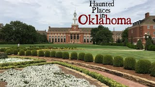 Haunted Places in Oklahoma