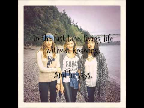 Echosmith - Cool Kids - Gardiner Sisters (Lyrics)