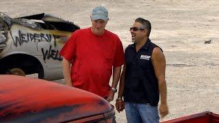 Fireproof Chevy Apache Reveal | Vegas Rat Rods