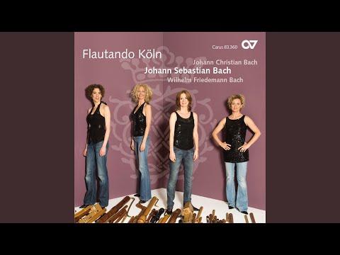 Die Kunst Der Fuge (The Art Of Fugue) , BWV 1080: Contrapunctus XVIII (arr. K. Hess, S....