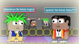 Kisah Kakak Adik New Series part 36 | GROWTOPIA INDONESIA