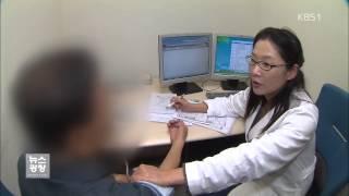 말기 폐암환자  생존기간 '마의 벽' 1년 깨져
