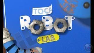 Toca Robot Lab - iPhone & iPad Gameplay Video