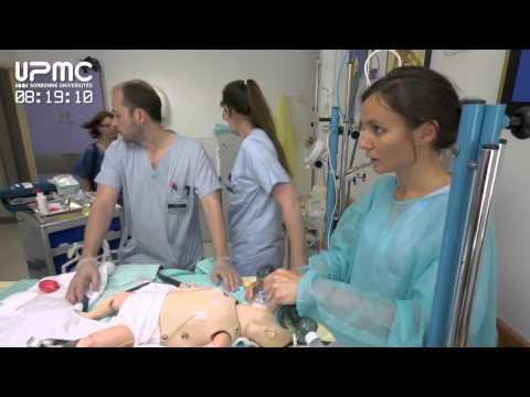 L'arrêt cardiaque chez l'enfant