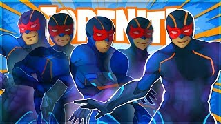 ORANGE SHIRT KID in Fortnite: Battle Royale!