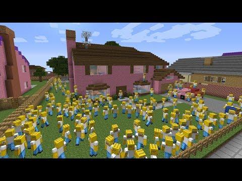 Wer ist der echte Homer Simpson? Runde 1